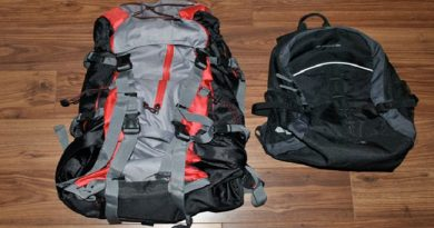 Packing For A Round The World Adventure