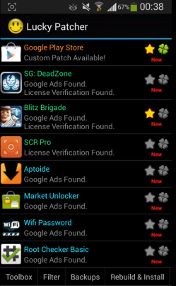 Fix Lucky Patcher APK Run Slowly & Hang A Lot Problem