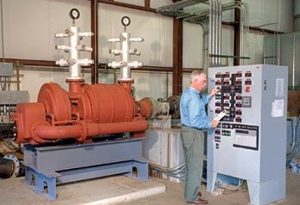 Four Benefits Of Liquid Ring Pumps For Industrial Use