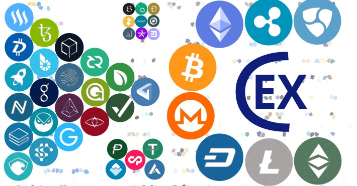 Compare Cryptocurrencies
