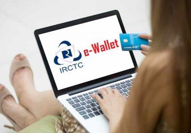 IRCTC E-Wallet