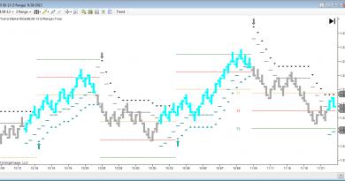 Trading in Flux:
