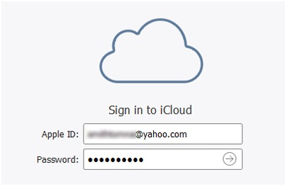 Download iCloud Backup to Computer 1