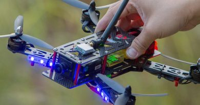 Drone Racing On A Budget