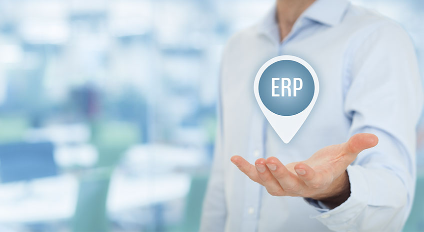 Global Company Need ERP