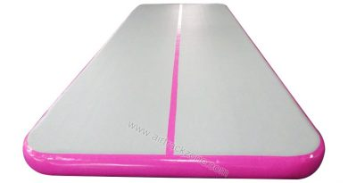 Incredible Inflatable Tumble Tracks For Your Gymnastic Madness
