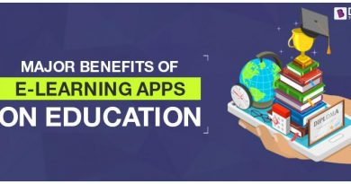 Major Benefits Of E-Learning Apps On Education