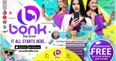 Social Media Broadcasting App