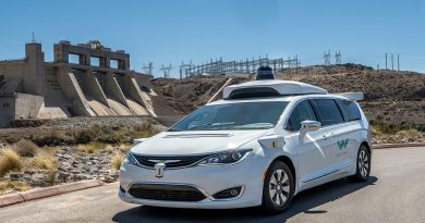 Self-Driving Minivans Of Waymo Come Loaded With Intel Chips