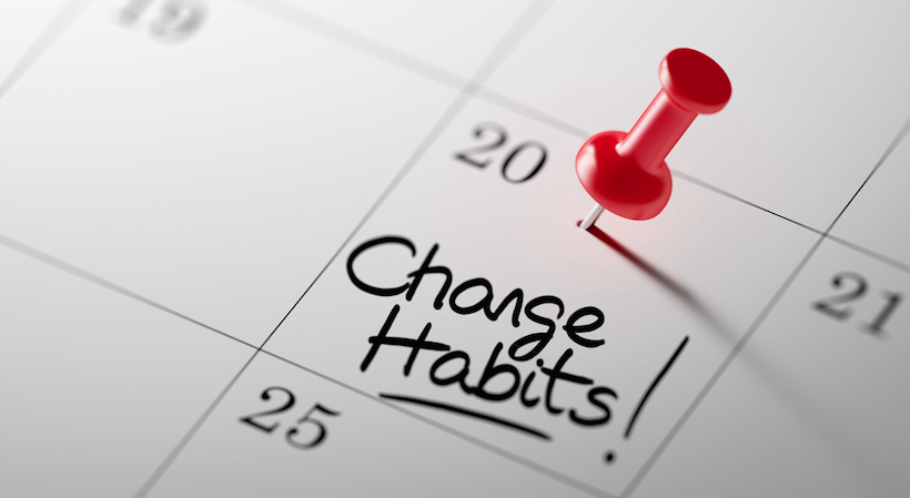 Technology Can Kick Bad Habits