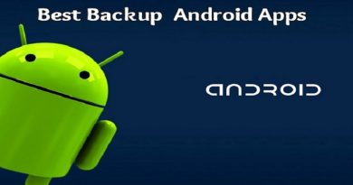 Best Android Back Up Apps