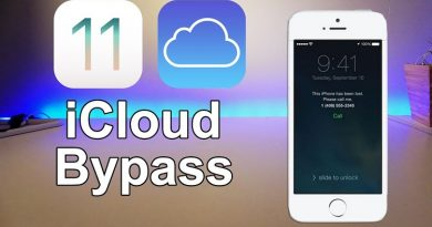 Bypass iCloud Activation iPhone X Running iOS 11