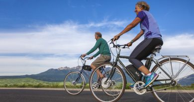 E-Bikes are Great for Older People