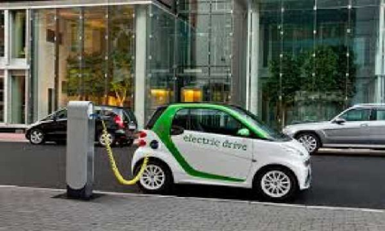 Electric Vehicles At Auto Expo