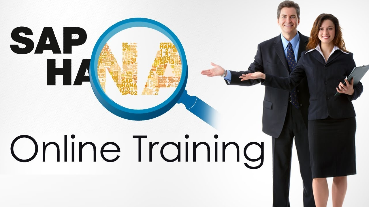 Sap Hana Training Courses