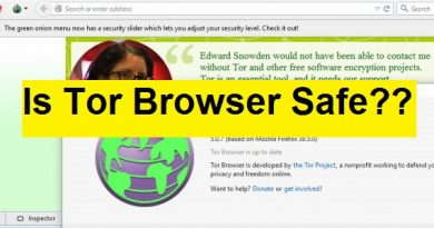 Tor Browser Safe