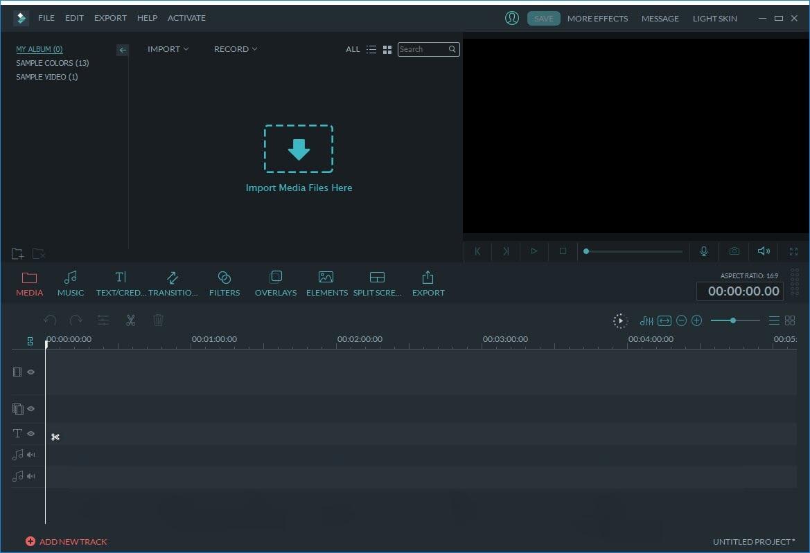 Wondershare Filmora 8.6.2.2