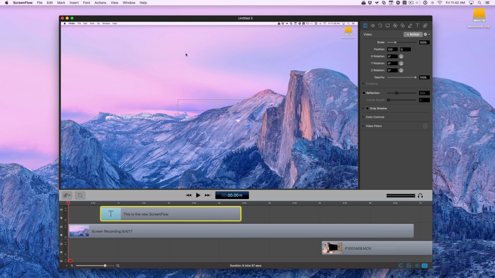 Mac App Subscription for Video Editing