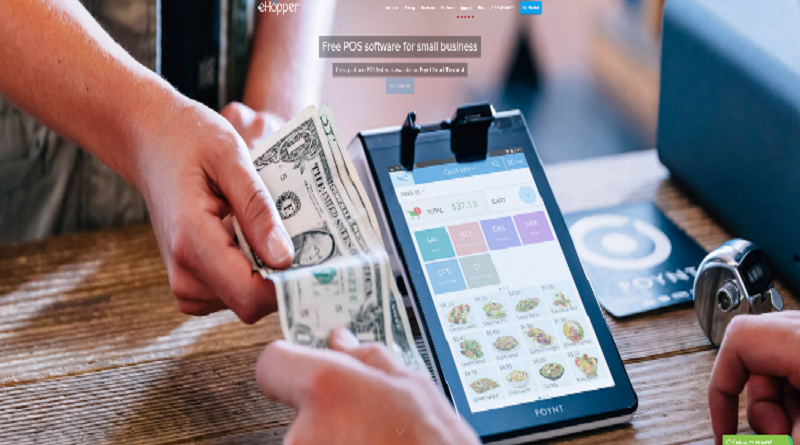 Point Of Sale Software For Small Business Of Ehopper Review