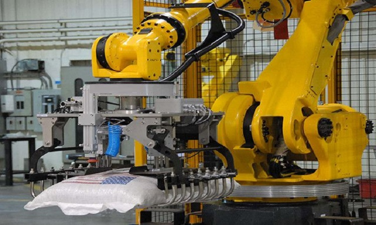 Robotic Applications In The Manufacturing Industry