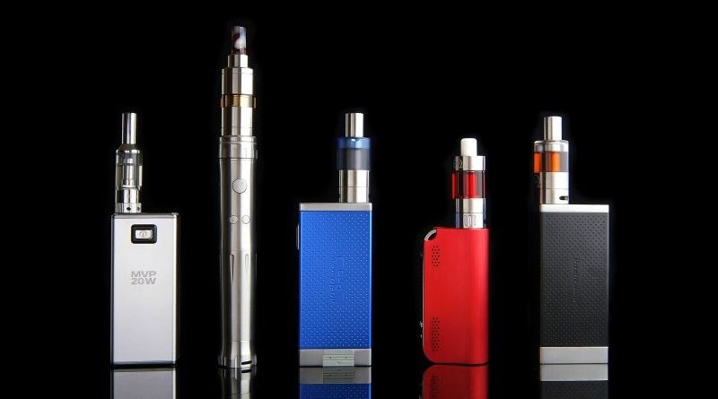 The Different Kinds Of Electronic Cigarettes