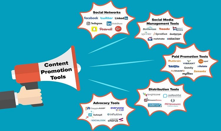 Tools You Need To Know For Content Promotion