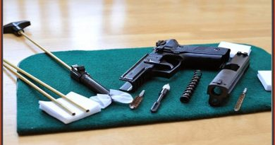 What You Need To Find From Gun Cleaning Mat