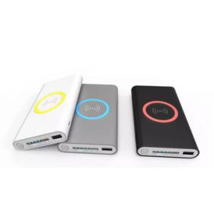 5E Wireless Charging Power Bank
