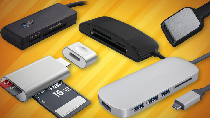 Grand Memory Card Readers With The Best Quality