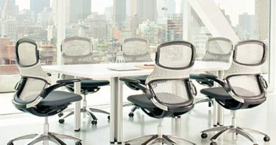 Choosing An Office Chair