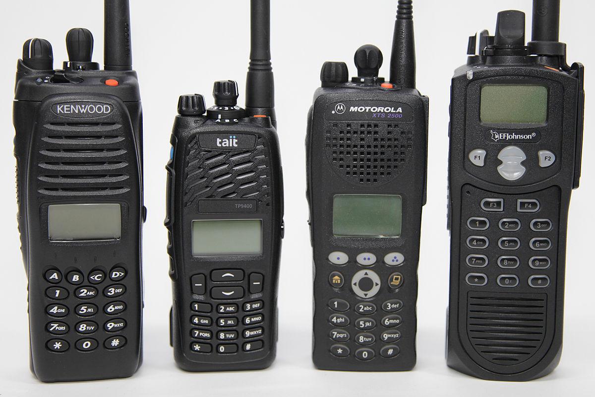 Handheld Aviation Radios