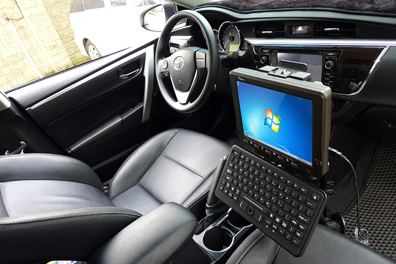 In-Car Computer Mount