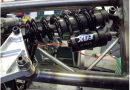 Shock Absorber in Car Suspension System