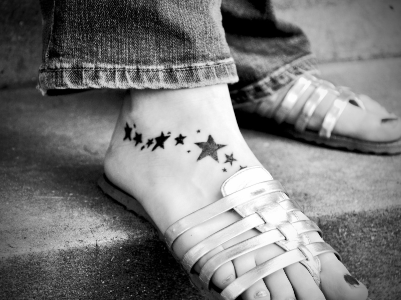 6 Things About Foot Tattoos That You Should Know