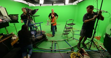 Green Screen Technology