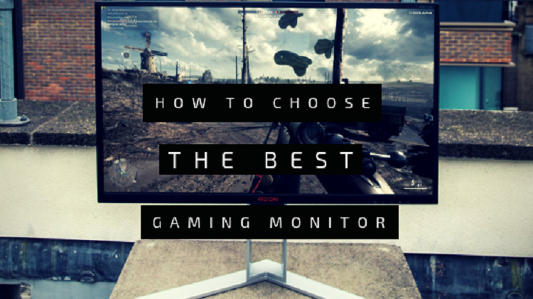The Best Gaming Monitor