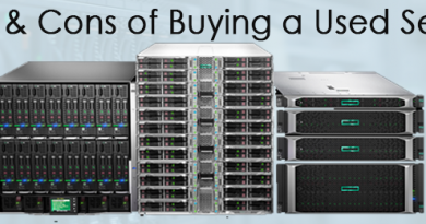 Disadvantages of Buying a Used Server