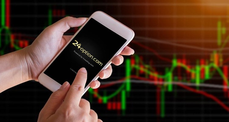 Gain Access To The World's Markets, Mobile Trading With 24 Option