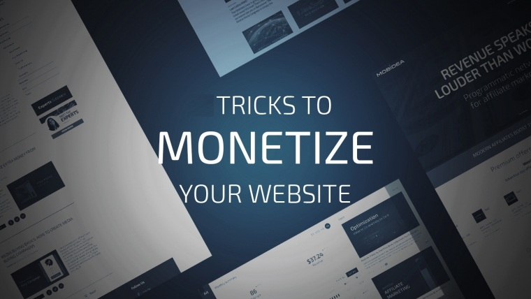 Monetize Your Website Traffic