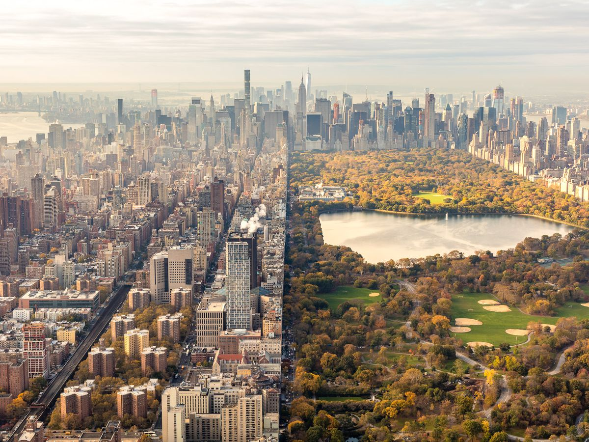 New York Living Guide - for Geeks