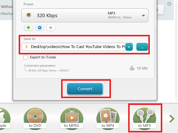 Online Tools to Convert Youtube Videos To Mp3