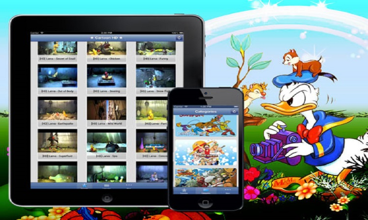 How To Install Cartoon HD For Iphone