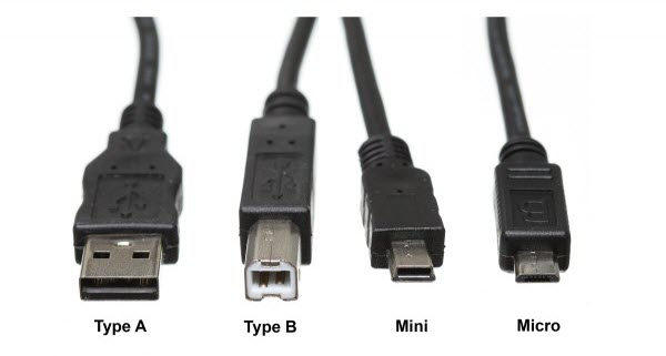 USB Cable Type