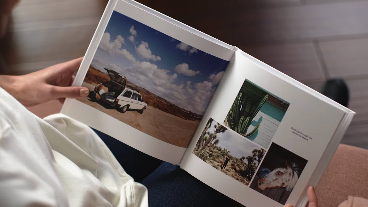 What Are The Essential Components Of A Photo Book