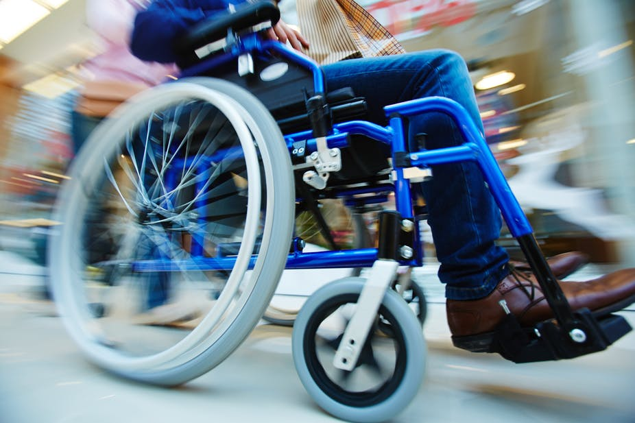 4 Items A Wheelchair Bound Person May Need