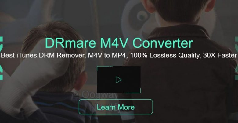 Losslessly Convert Itunes M4V Videos Using Drmare M4V Converter