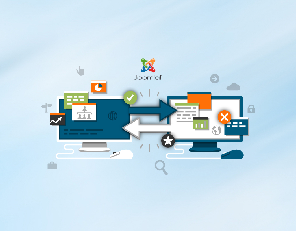Transfer a Joomla Website