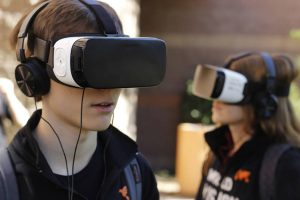 Virtual Reality Entertainment With The Dream Vision Pro
