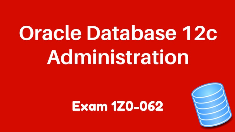 1z0-062 Exam - Oracle Database 12c