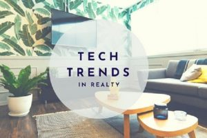 5 Tech Trends In The Real Estate Industry